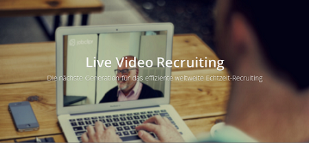 Live Video Recruiting