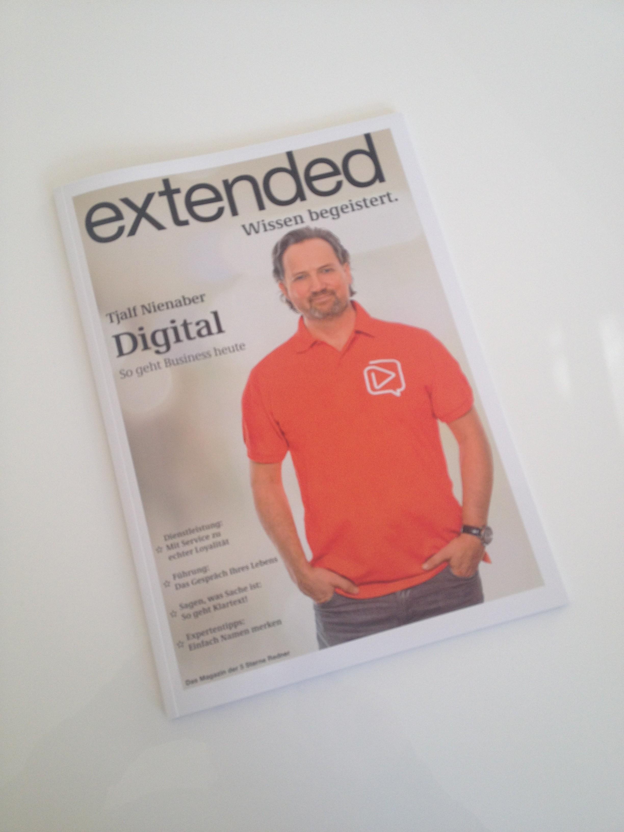 EXTENDED – Wissen begeistert