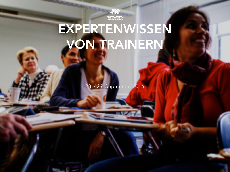 """Kostenfreie WebConference """"Expertenwissen von Trainern"""""""