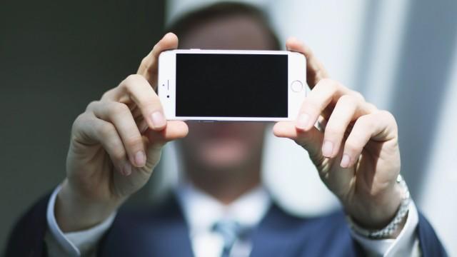 Per Selfie-Video zum Job