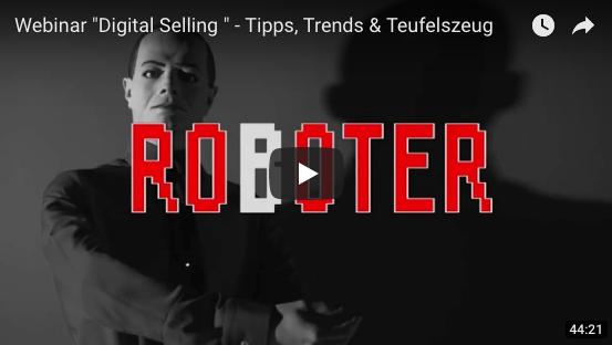 Digital Selling – Tipps, Trends & teufelszeug