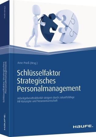 Schlüsselfaktor Strategisches Personalmanagement: Arbeitgeberattraktivität steigern durch zukunftsfähige HR-Konzepte und Neurowissenschaft