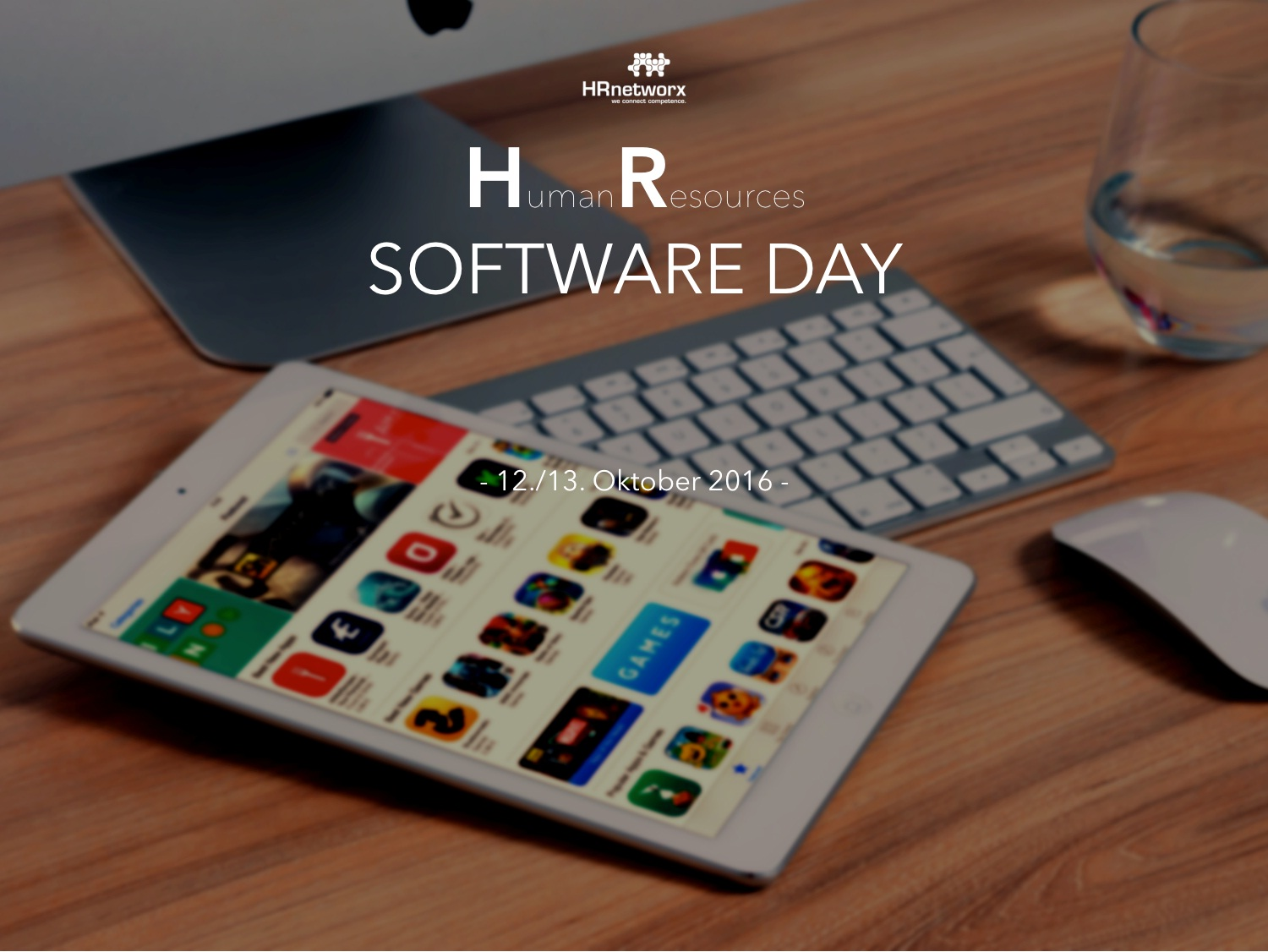 "Kostenfreie HRnetworx WebConference ""HR Software Day"""