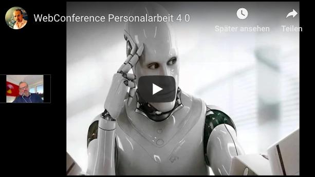"""Mein Webinar zum Thema """"Personalarbeit 4.0"""""""