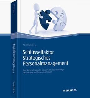 """Mein Buchbeitrag: Schlüsselfaktor """"Strategisches Personalmanagement"""""""