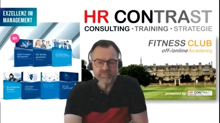 DNA Talk mit Arne Prieß / HR CONTRAST