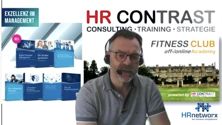 HR Expert Talk mit Arne Prieß/ HR CONTRAST