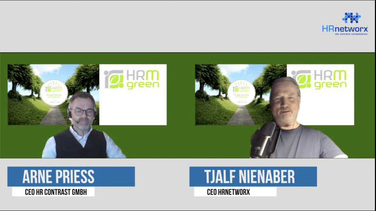 HRMgreen – die Reise geht los